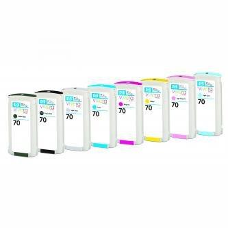 HP oryginalny wkład atramentowy / tusz C9459A. No.70. black. 130ml. HP Designjet Z3100 C9459A