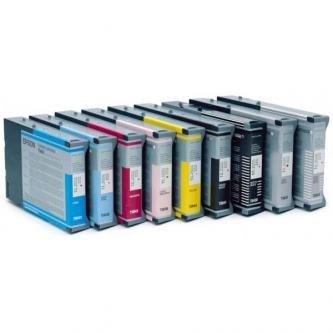 Epson oryginalny wkład atramentowy / tusz C13T602300. vivid magenta. 110ml. Epson Stylus Pro 7880. 9880