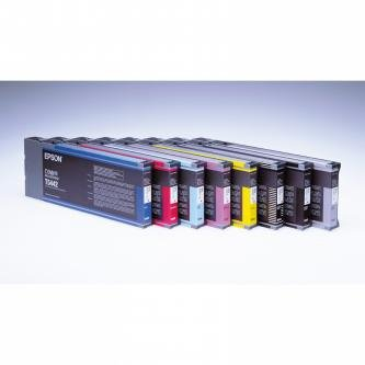 Epson oryginalny wkład atramentowy / tusz C13T544800. matte black. 220ml. Epson Stylus Pro 4800 C13T544800