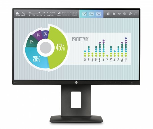 HP Monitor Z22n 21.5''  IPS Monitor M2J71A4#ABB