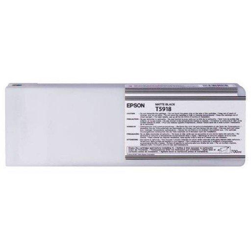 Epson oryginalny wkład atramentowy / tusz C13T591800. matte black. 700ml. Epson Stylus Pro 11880