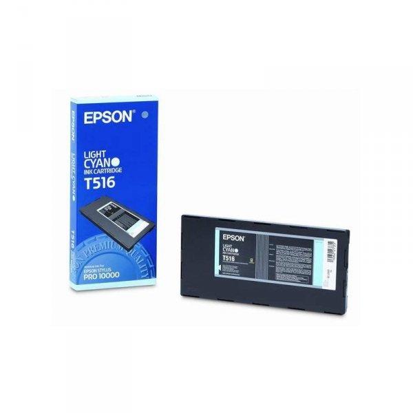 Epson oryginalny wkład atramentowy / tusz C13T516011. light cyan. Epson Stylus Pro 10000 CF