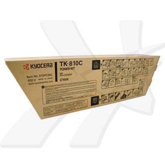 Kyocera Mita oryginalny toner TK810C. cyan. 20000s. 370PC5KL001. Kyocera Mita FS-C8026N 370PC5KL001