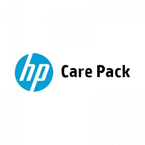 HP Polisa serwisowa eCP/3y Nbd+DMR Clr PgWd Ent586MFP HW U9CY4E