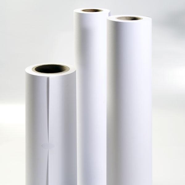 Powlekany papier w roli do plotera, 610mm x 30m, 120g PPP610x30/120