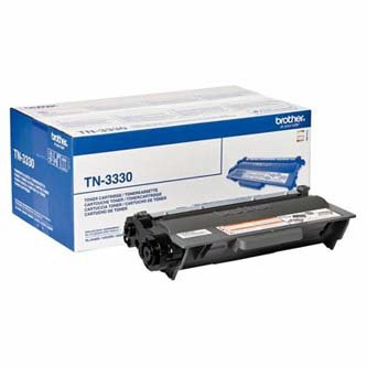 Brother oryginalny toner TN3330. black. 3000s. Brother HL-5440D. HL-5450DN. HL-5470DW. HL-6180 TN3330