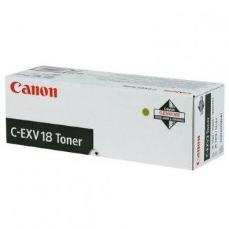 Canon oryginalny toner CEXV18. black. 8400s. 0386B002. Canon iR-1018. 1022 0386B002