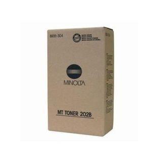 Konica Minolta oryginalny toner 8935304. black. 20000s. MT202B. Konica Minolta EP-2051. 2080. 2x360g 8935304