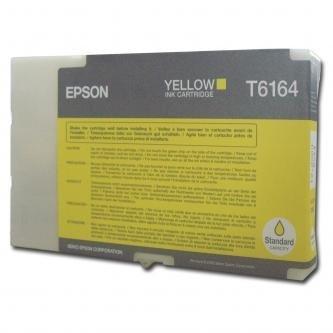 Epson oryginalny wkład atramentowy / tusz C13T616400. yellow. Epson Business inkjet B300. B500DN