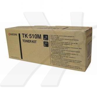 Kyocera Mita oryginalny toner TK510M. magenta. 8000s. 1T02F3BEU0. Kyocera Mita FS-C5020N 1T02F3BEU0