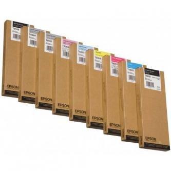 Epson oryginalny wkład atramentowy / tusz C13T606200. cyan. 220ml. 745337. Epson Stylus Pro 4800. 4880 C13T606200