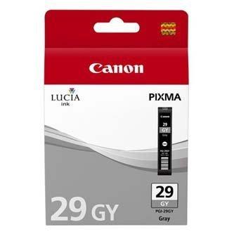 Canon oryginalny wkład atramentowy / tusz PGI29Grey. grey. 4871B001. Canon PIXMA Pro 1