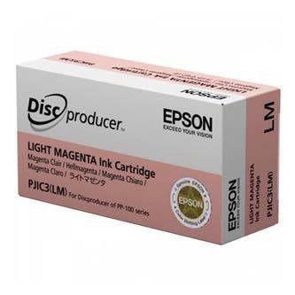 Epson oryginalny wkład atramentowy / tusz C13S020449. light magenta. PJIC3. Epson PP-100 C13S020449