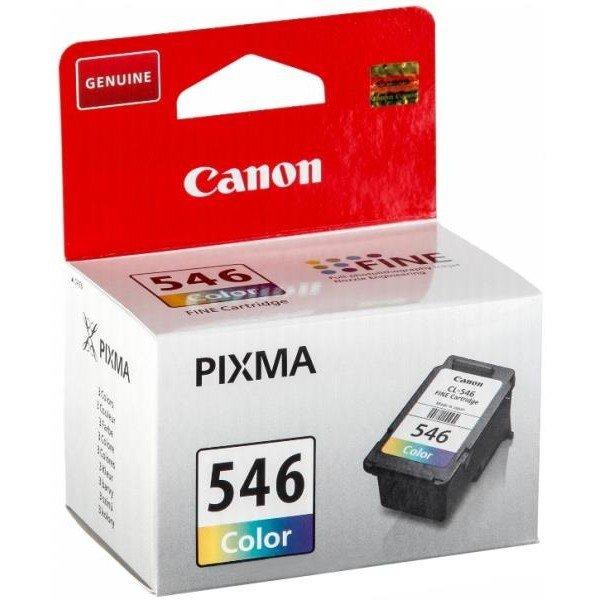 Canon oryginalny wkład atramentowy / tusz CL-546. colour. 180s. 8ml. 8289B004. blistr. Canon Pixma MG2250.2450.2550