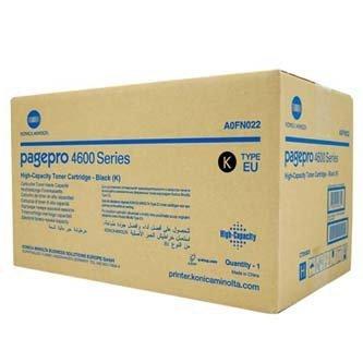 Konica Minolta oryginalny toner A0FN022. black. 18000s. high capacity. Konica Minolta Page Pro 4650EN A0FN022