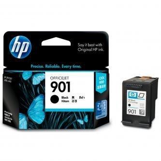 HP oryginalny wkład atramentowy / tusz CC653AE. No.901. black. 200s. 4ml. HP OfficeJet J4580 CC653AE#UUQ