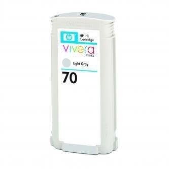 HP oryginalny wkład atramentowy / tusz C9451A. No.70. light grey. 130ml. HP Designjet Z3100. Z2100 C9451A