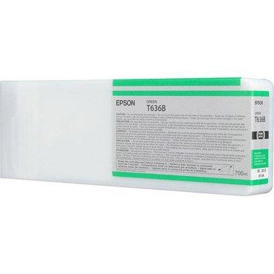 Epson oryginalny wkład atramentowy / tusz C13T636B00. green. 700ml. Epson Stylus Pro 7900. 9900 C13T636B00