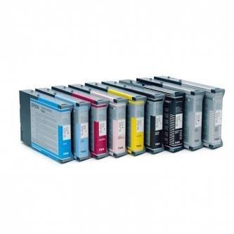 Epson oryginalny wkład atramentowy / tusz C13T543700. grey. 110ml. Epson Stylus Pro 7600. 9600. PRO 4000