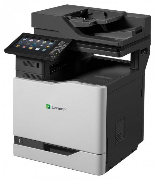 Lexmark Urządzenie wielofunkcyjne CX860dtfe (A4. MFP.laser.colour) 42K0082