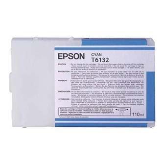 Epson oryginalny wkład atramentowy / tusz C13T613200. cyan. 110ml. Epson Stylus Pro 4400. 4450 C13T613200