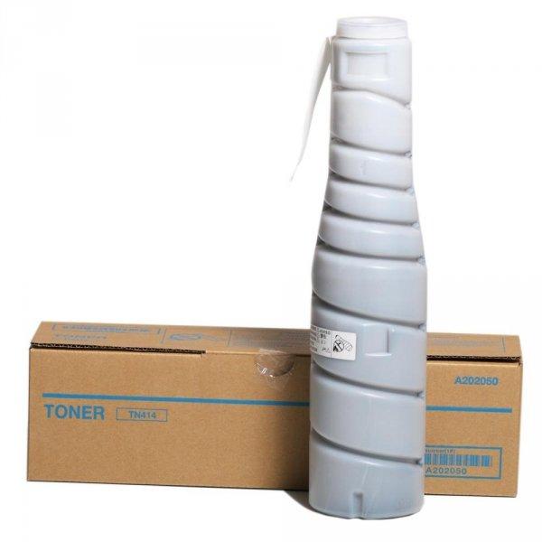 Konica Minolta oryginalny toner A202-050. black. 25000s. TN414. Konica Minolta Bizhub C363. 423 A202050