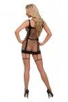 Ariadne - Black 6264 bodystocking