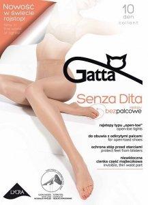 RAJSTOPY GATTA SENZA DITA 10 den summer