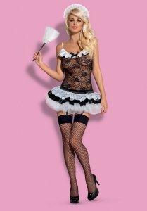 Housemaid kostium 5-częściowy  S/M
