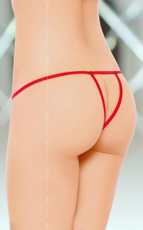 String 2349 - red otwarty krok