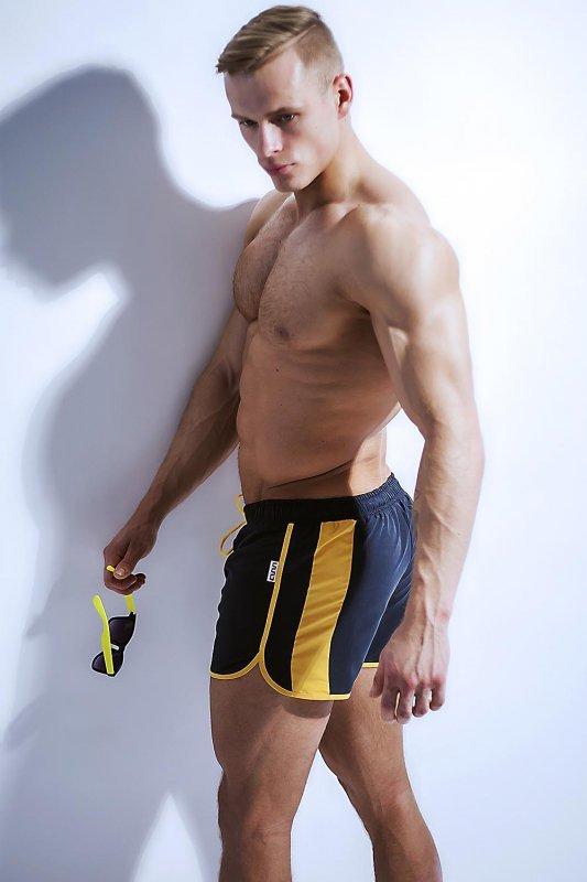 Kostium kąpielowy Alpha Male Curso dark