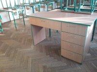 Biurko szkolne nr 1