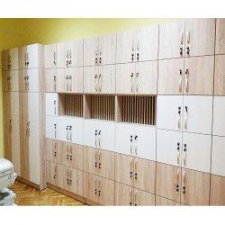 Zestaw szafek do pokoju nauczycielskiego nr 1
