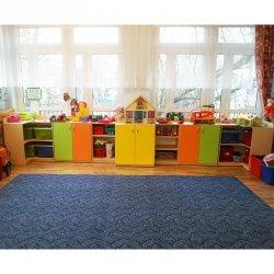 Zestaw szafek przedszkolnych nr 14