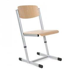 Krzesło szkolne Ala z regulacją wysokości
