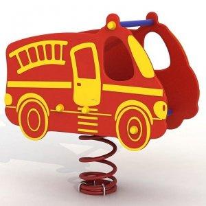 Bujak samochód straż