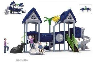 Plac zabaw Domek 01
