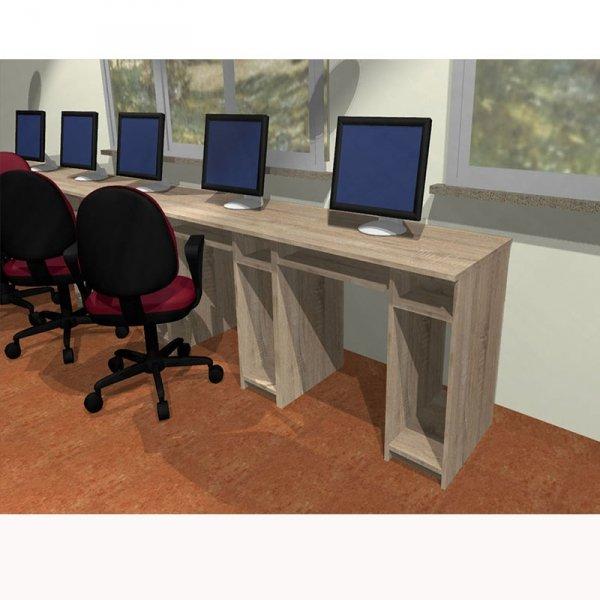 sala komputerowa, biurka komputerowe, biurka do sali komputerowej, biurko komputerowe, biurko do sali komputerowej, biurko do pracowni komputerowej, pracownia komputerowa, sala komputerowa
