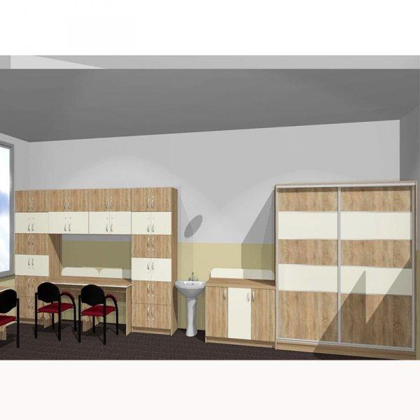 pokój nauczycielski,meble do pokoju nauczycielskiego,zestaw szafek do pokoju nauczycielskiego,zestaw mebli do pokoju nauczycielskiego