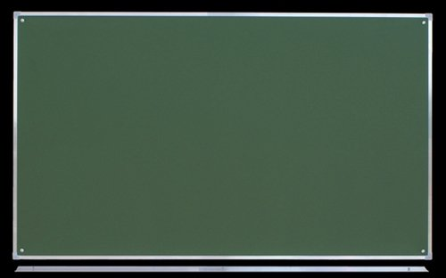 Tablica zielona lakierowana 1,70 x 1,00 m