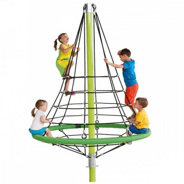 Linarium Firry, liniarium, piramida, place zabaw, na plac zabaw, wyposażenie placu zabaw