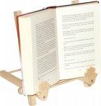 SMALL FOOT Drewniany Stojak na Książkę