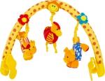 SMALL FOOT Play arch Flying Animals - Zawieszka na łóżeczko lub wózek