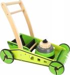 SMALL FOOT Lawn Mower Baby Walker - Kosiarka Pchacz Dla Dziecka