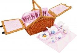 SMALL FOOT Kosz Piknikowy - zabawka dla dziecka
