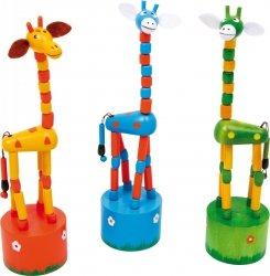 SMALL FOOT Tańcząca żyrafa figurka (3szt.)