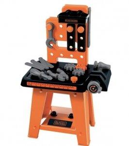 Ecoiffier Warsztat Mechanika Black Decker