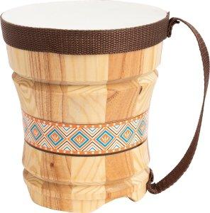 SMALL FOOT Bango Drum - Drewniany Bębenek