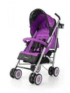 Milly Mally Wózek Meteor Purple (0378, Milly Mally)
