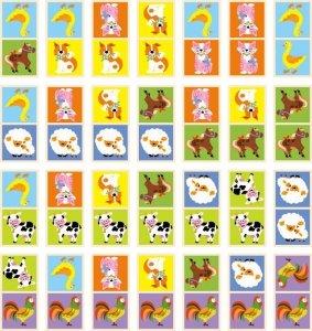 Viga 51306 Gra domino - farma